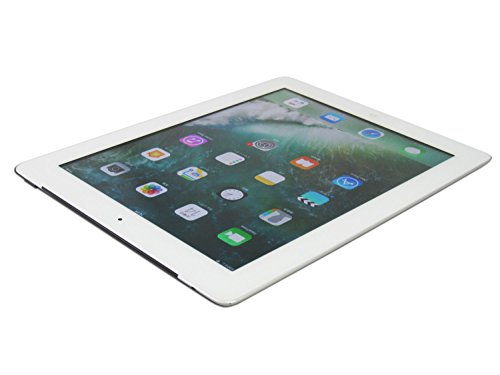 アップル au iPad (第4世代)Wi-Fi Cellular 16GB ホワイト MD525J/A 白ロム Apple