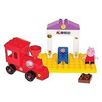 [ゾフィーインターナショナル]Zoofy International Peppa's Train Station Construction Set 5523355 [並行輸入品]