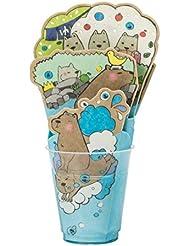 積水樹脂 自然気化式加湿器 お風呂に入る動物たち カピパラの仲間たち P-KA
