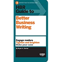 HBR Guide to Better Business Writing (HBR Guide Series) (English Edition)