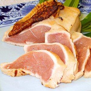 タタキ 鶏タタキ とり胸肉たたき(約200g〜250g)