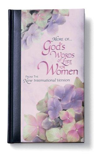 Download Gods Words of Life for Women (Zondervan Gifts) 0310980410
