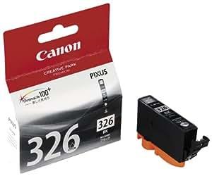 Canon 純正 インクカートリッジ BCI-326 ブラック BCI-326BK