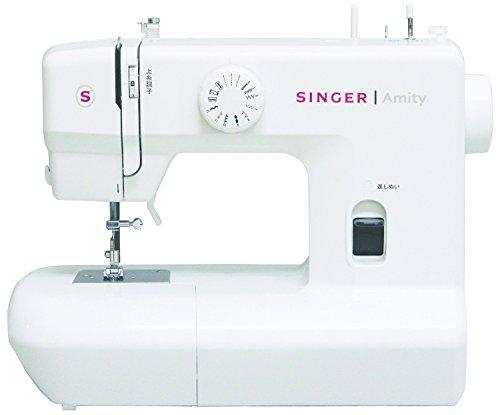 SINGER 電動ミシン Amity フットコントローラー付き SN20A