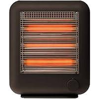 ±0 プラスマイナスゼロ Steam Infrared Electric Heater [ ブラウン / XHS-V110 ]