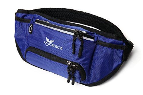 [해외]osharemart 방수 가방 달리기 파우치 페트병 홀더 허리 파우치 스포츠 용 스마트 폰/osharemart waterproof bag running pouch with plastic bottle holder waist pouch for sports sports
