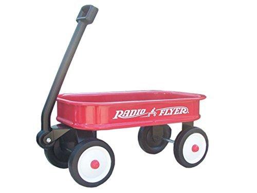 Radio Flyer #W5 Little Red Wagon★2014yMODEL★ラジオフライヤー #W5 リトルレッドワゴン (正規輸入品)