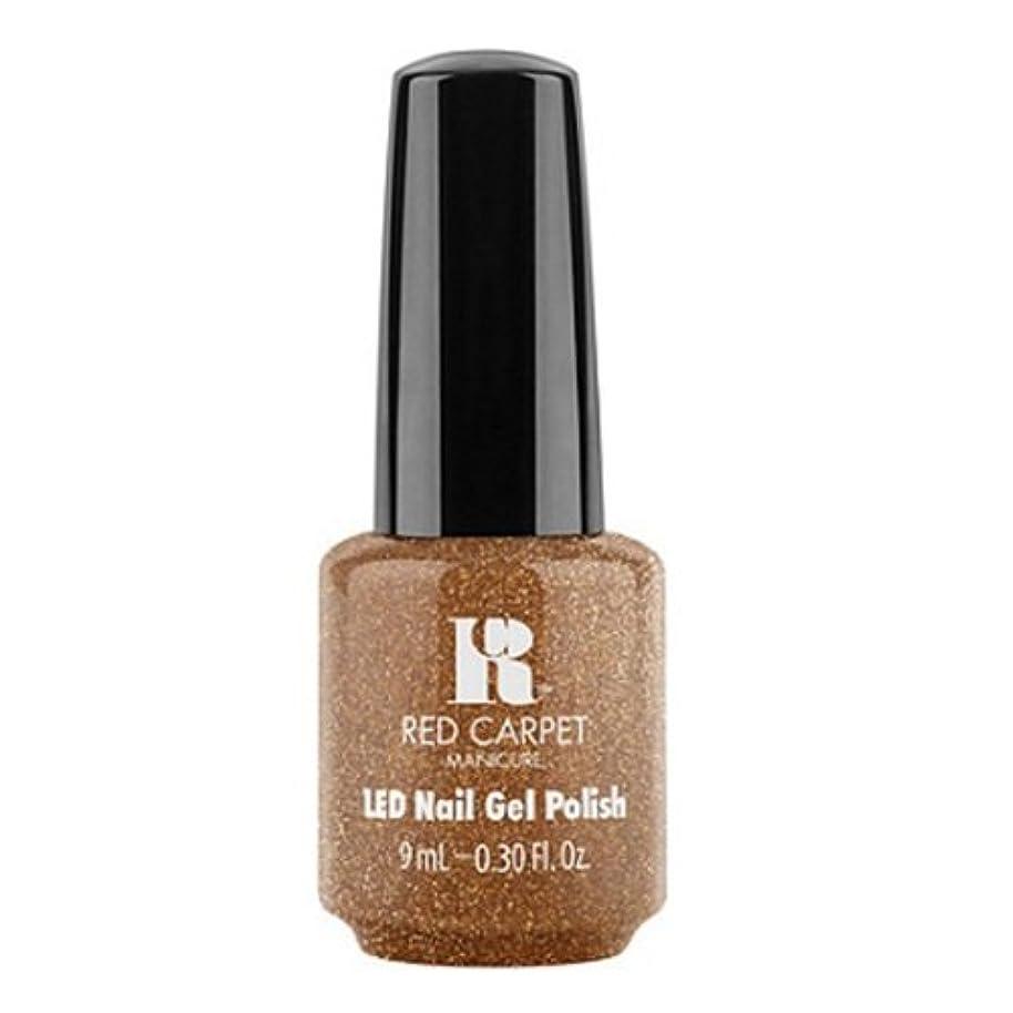 偶然の動揺させるいじめっ子Red Carpet Manicure - LED Nail Gel Polish - Models & Bottles - 0.3oz / 9ml