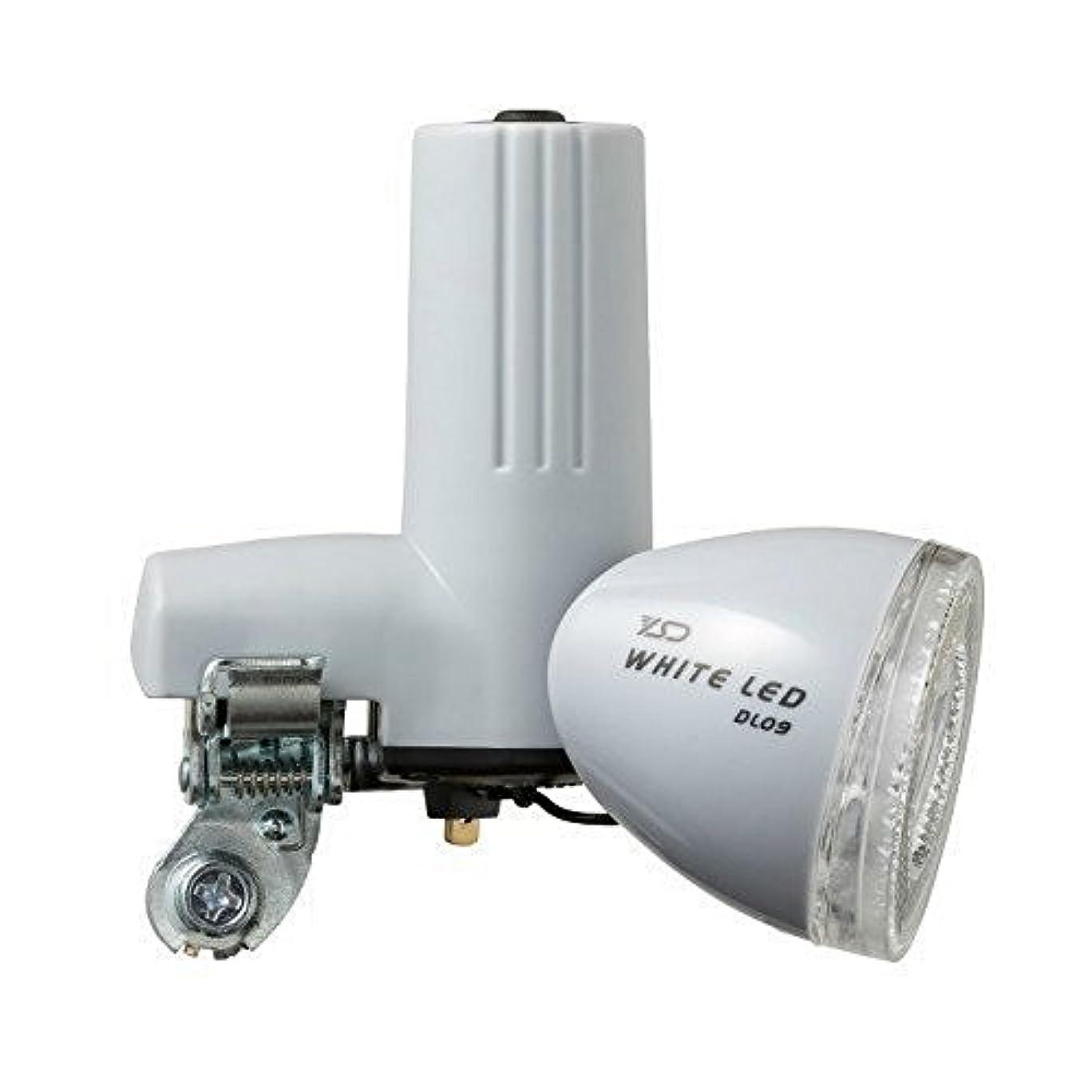 破壊インタラクション精査YSD(ワイエスディー) LED ダイナモライト DL09G グレー