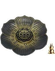 香炉 お香立て 香皿 お香 線香用 線香立て 部屋飾り 癒やし 耐久性 多機能置物