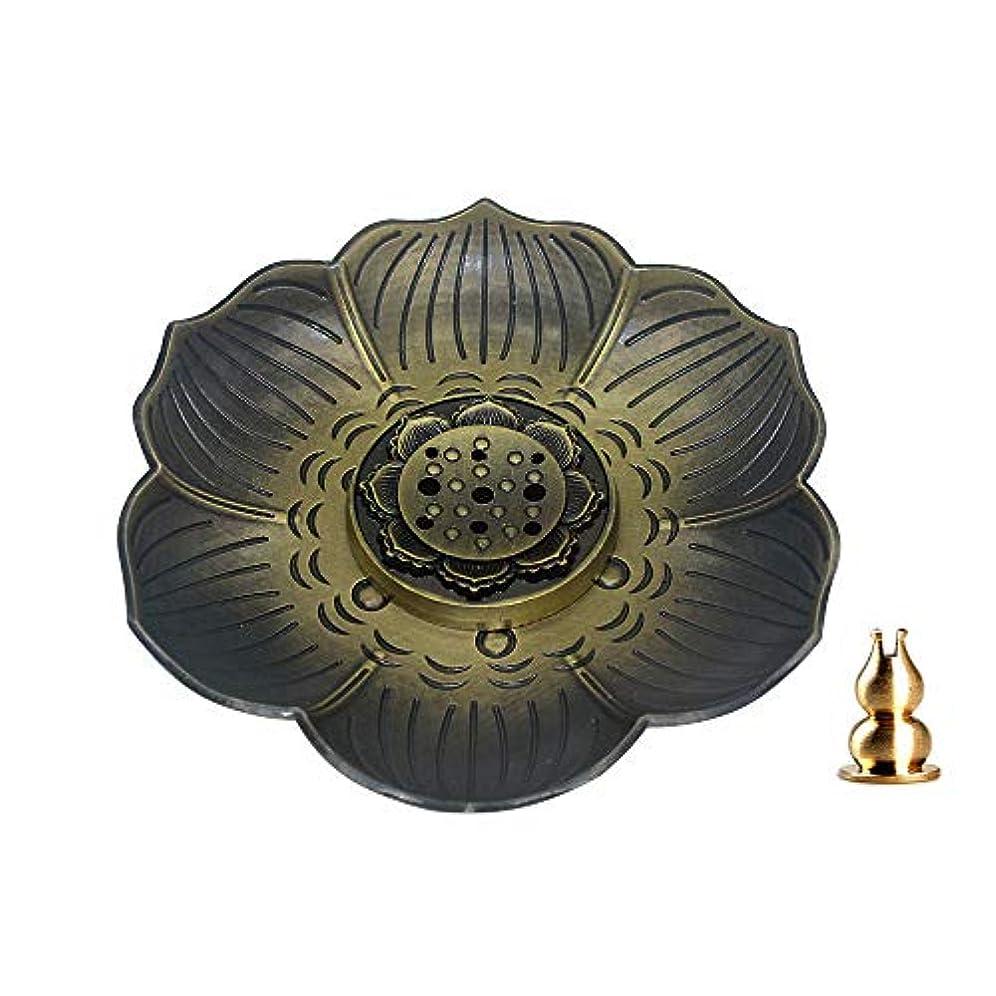 神話契約したテラス香炉 お香立て 香皿 お香 線香用 線香立て 部屋飾り 癒やし 耐久性 多機能置物