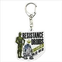 《コレクション》スターウォーズ アクリルキーホルダー/C-3PO&R2-D2