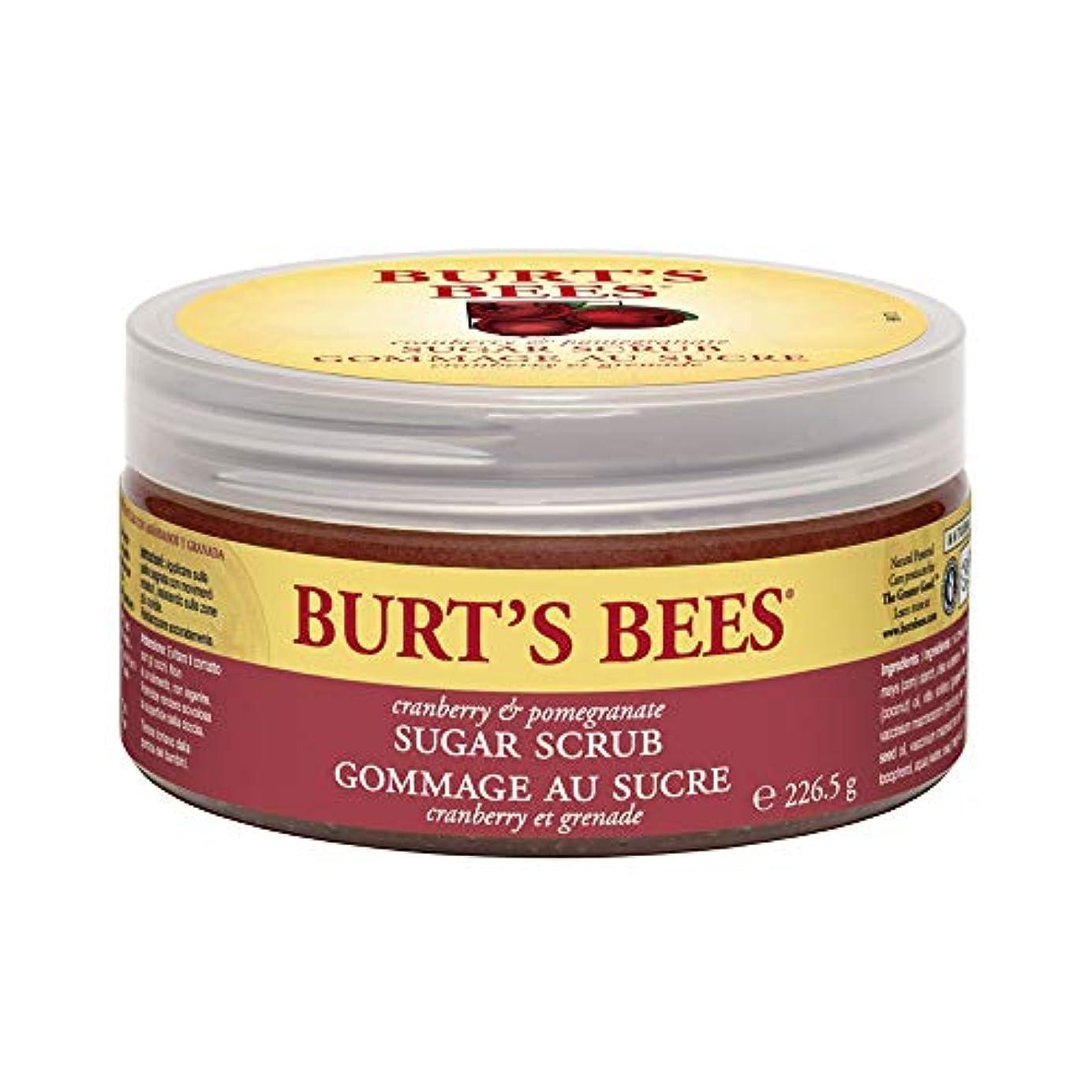 便益悲劇に話すバーツビーズ (Burt's Bees) C&P シュガースクラブ 225g