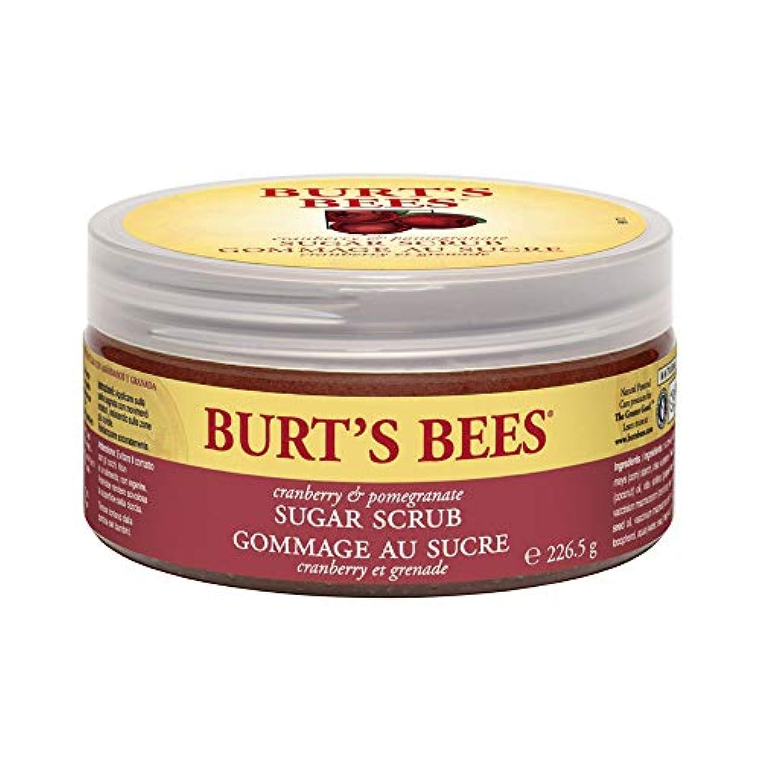 白い決めますガソリンバーツビーズ (Burt's Bees) C&P シュガースクラブ 225g