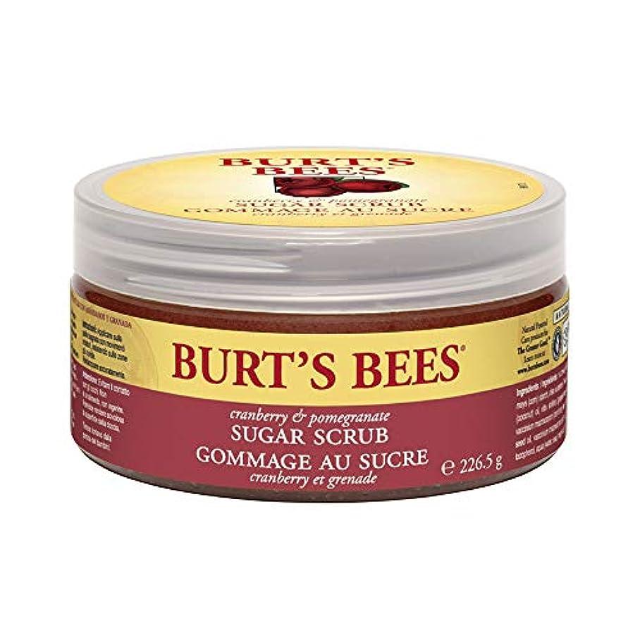 残り剃る香りバーツビーズ (Burt's Bees) C&P シュガースクラブ 225g