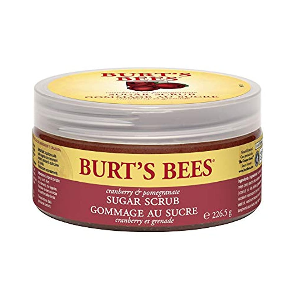 ベアリングサークル欲望請負業者バーツビーズ (Burt's Bees) C&P シュガースクラブ 225g