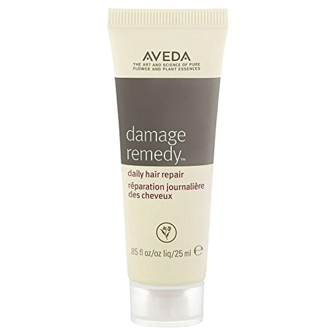促進する縮れた文法[AVEDA] アヴェダダメージ救済毎日髪の補修 - Aveda Damage Remedy Daily Hair Repair [並行輸入品]