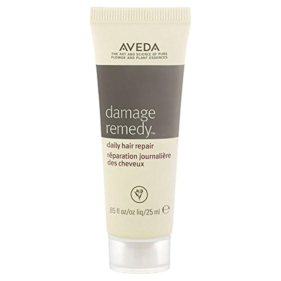 民主党それぞれ水没[AVEDA] アヴェダダメージ救済毎日髪の補修 - Aveda Damage Remedy Daily Hair Repair [並行輸入品]