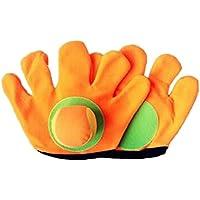 クラシックキッズトスとキャッチボールゲームセットキャッチボール玩具セット、手袋