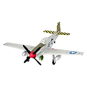 ウイングキットコレクション VS1 02D:P-51D ムスタング 米陸軍航空隊 第318戦闘飛行隊 エフトイズコンフェクト 1/144