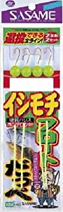 ささめ針(SASAME) E-822 イシモチフロートダッペ 12号3