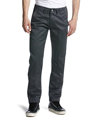 West Point Cotton Polyester Pant 1214-213-5111: Dark Grey