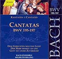 Church Cantatas-Volume. 59
