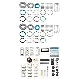 ホーザン(HOZAN)  平成31年 第二種電気工事士技能試験 練習用部材 DK-52 2回セット 特典ハンドブック・DVD付