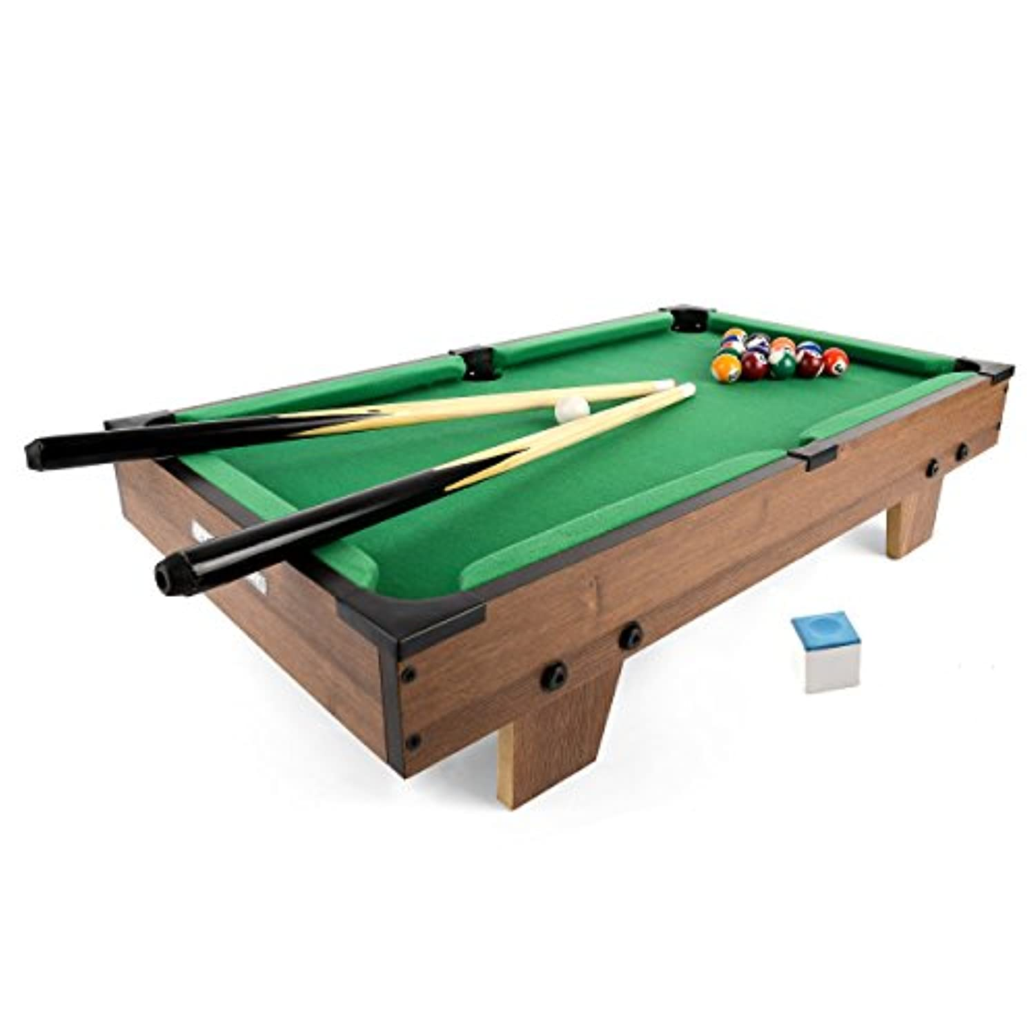 (27 inch) - Power Play TY5897DB Table Top Pool Game, 70cm
