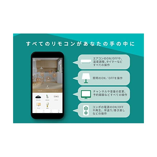 LinkJapan eRemote IoTリモ...の紹介画像3