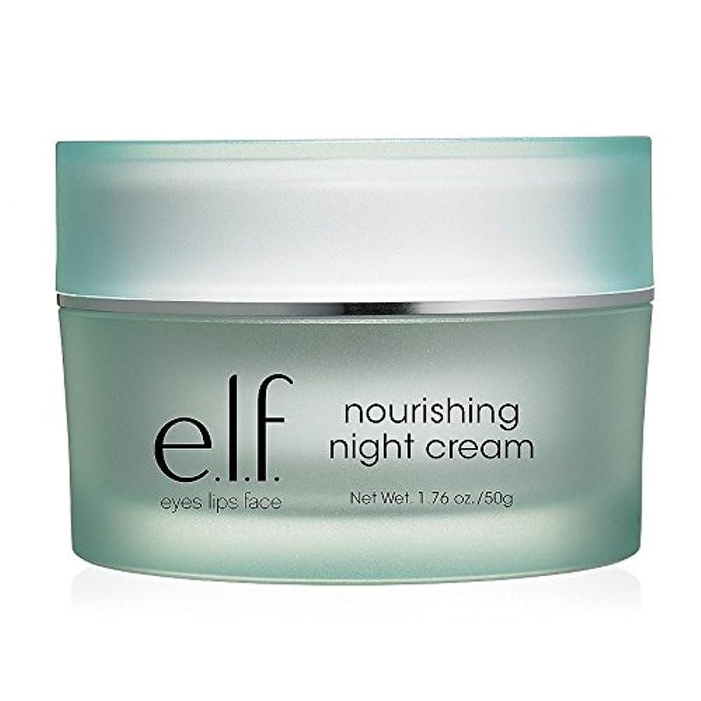 クリケット暗殺する出席する(3 Pack) e.l.f. Nourishing Night Cream (並行輸入品)