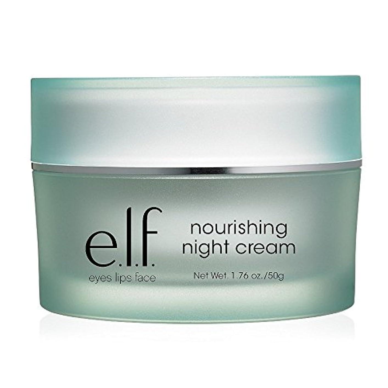 商品自治機関(6 Pack) e.l.f. Nourishing Night Cream (並行輸入品)