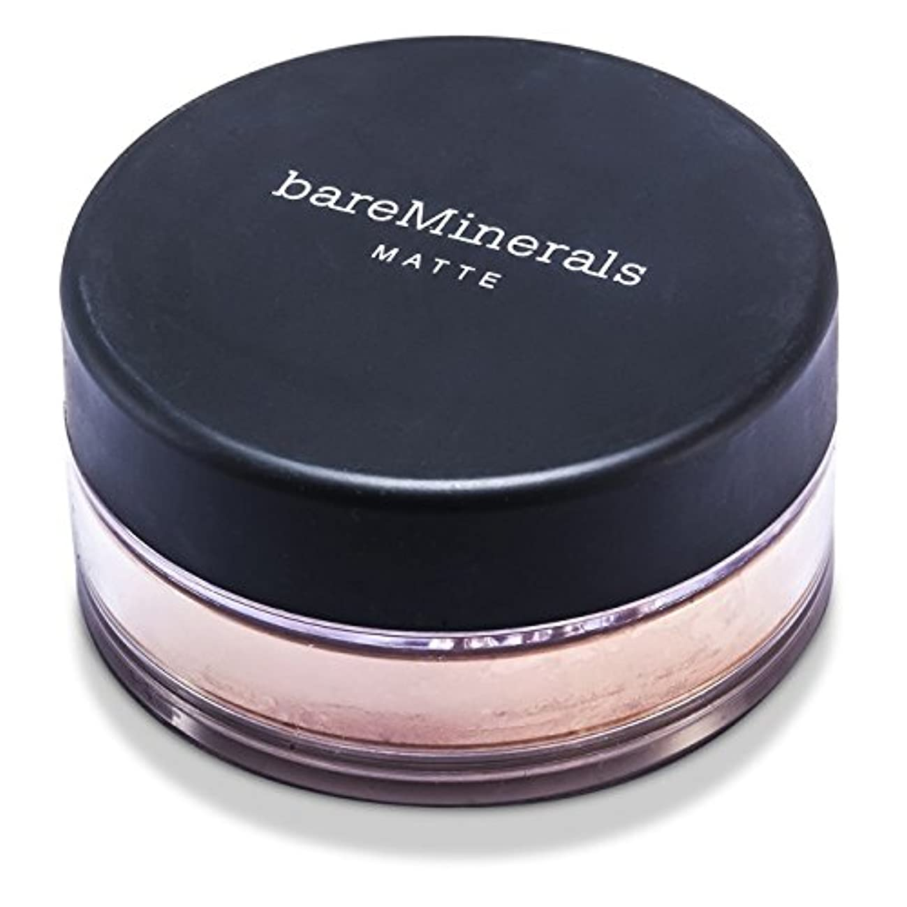 待つ起きている不道徳BareMinerals ベアミネラル マット ファンデーション SPF15 - Fairly Medium 6g/0.21oz並行輸入品