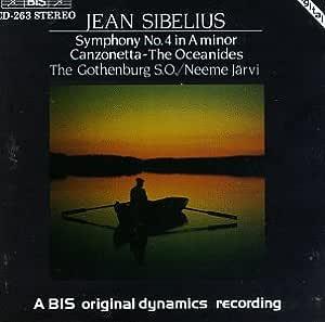 Sym 4/Canzonetta/Oceanides