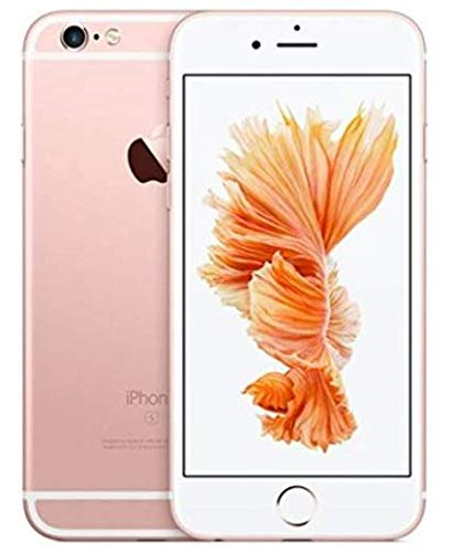 国内版SIMフリー/Unlocked iPhone 6s 32GB ローズ