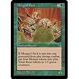 英語版 テンペスト Tempest TMP 雑種犬の群 Mongrel Pack マジック・ザ・ギャザリング mtg