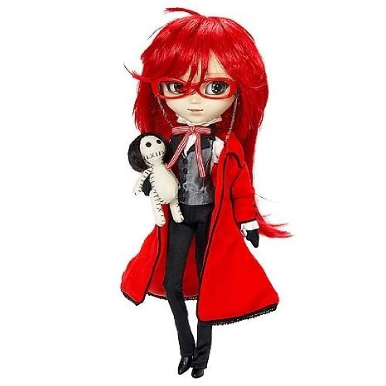 Pulllip Black Butler Grell Fashion Doll ドール 人形 フィギュア(並行輸入)