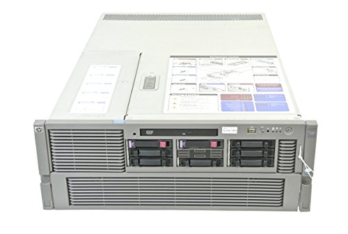 hp Integrity rx3600 Itanium9140-1.6GHz/10GB/72GB*2/DVD/AC*2 【中古】