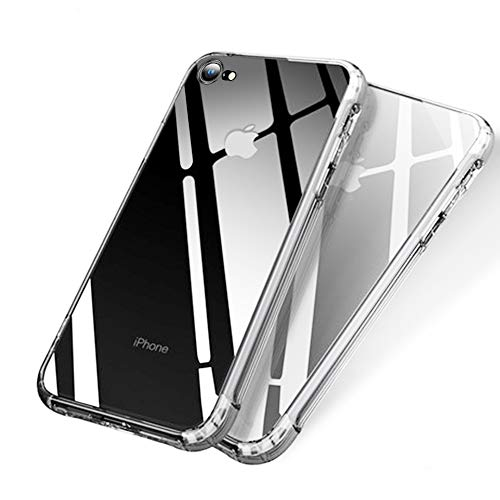 1a17fd66d7 iphone 5 ケース/iphone 5s ケース/iphone se ケース 透明 クリア 耐衝撃 TPU