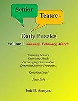 Senior Teasre (Senior Teasre Vol 1 Jan, Feb, Mar)