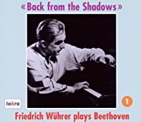 Back From the Shadows by VARIOUS ARTISTS (2010-08-10)