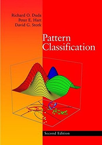 Pattern Classificationの詳細を見る