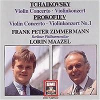 Tchaikovsky/Prokofiev:Concerto
