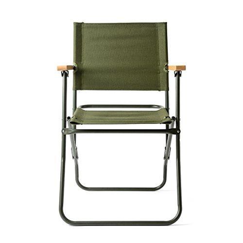 イギリス軍タイプ フォールディングチェア(ローバーチェア) 椅子 ミリタリー アウトドア インテリア...