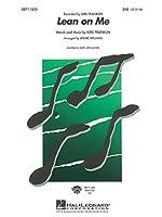 Kirk Franklin: Lean On Me (SAB) / カーク・フランクリン: リーン・オン・ミー (混声3部合唱). For 合唱, 混声三部合唱(SAB), ピアノ伴奏