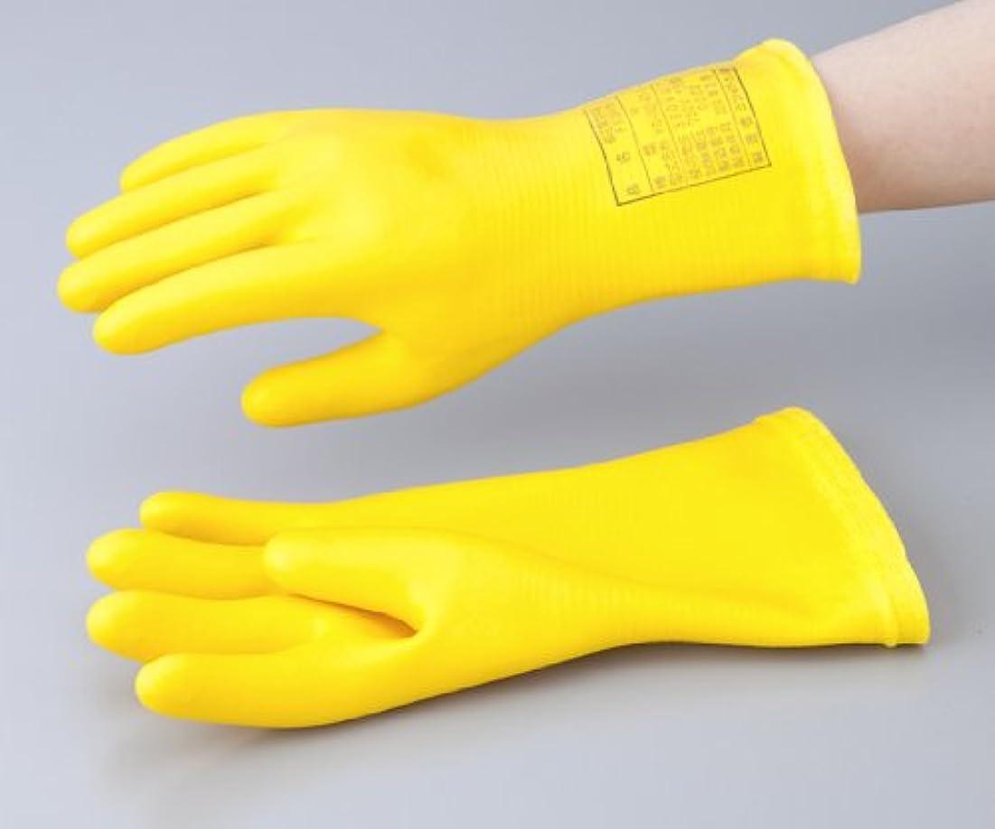 滑り台石炭グラマー1-3686-03低圧用発泡手袋M