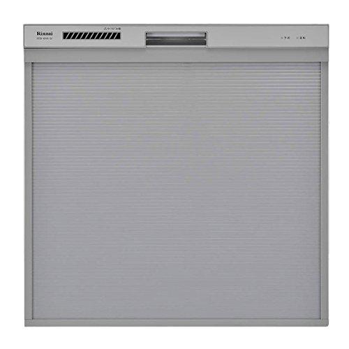 リンナイ ビルトイン食器洗い乾燥機 シルバー スライドオープンタイプ RKW-404A-SV B01NAFQWND 1枚目