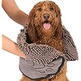 Dog Gone Smart Dirty Dog Shammy, Grey