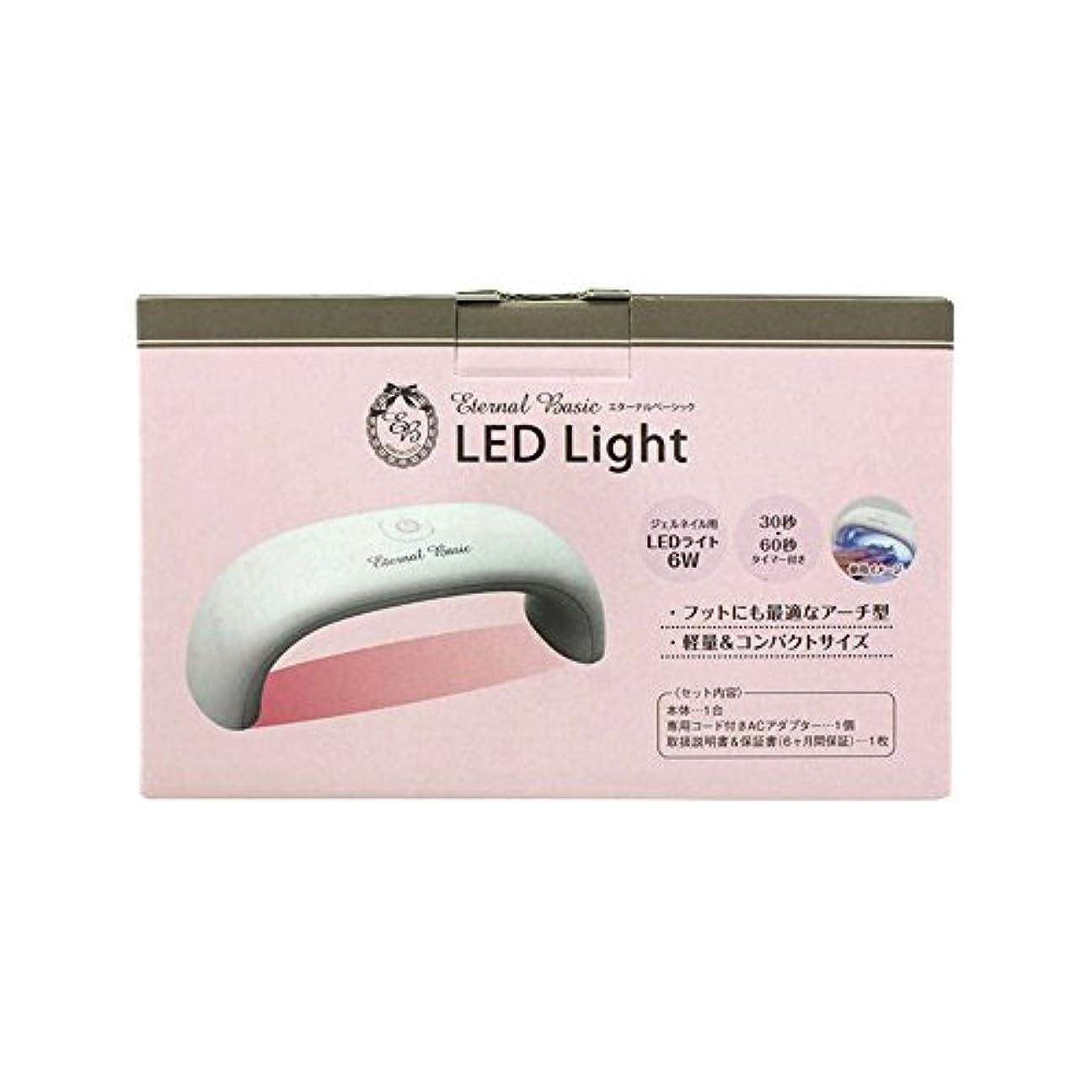 戻る仕えるめんどりEB LEDライト2 (1台)