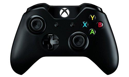 マイクロソフト ゲームコントローラー ワイヤレス/有線接続/XboxOne/Windows対応 ブラック 7MN-00005